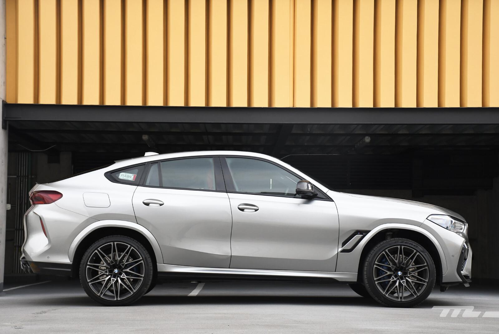 Foto de BMW X6 M Competition 2021 (prueba) (8/27)