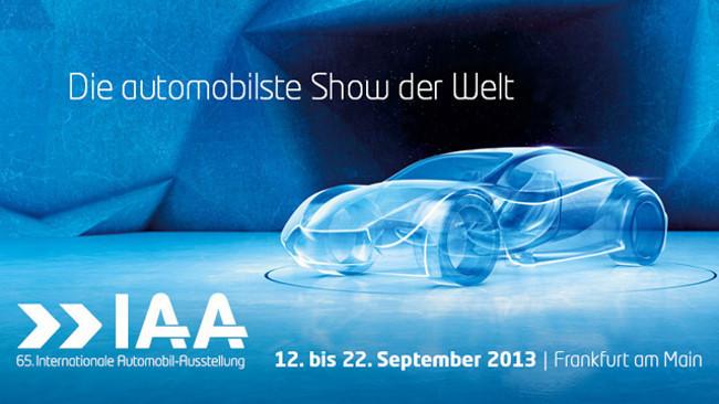 Salón de Frankfurt - IAA 2013