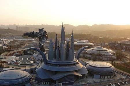 China se gastará 1.500 millones de dólares en el parque de realidad virtual y ciencia ficción más grande del mundo