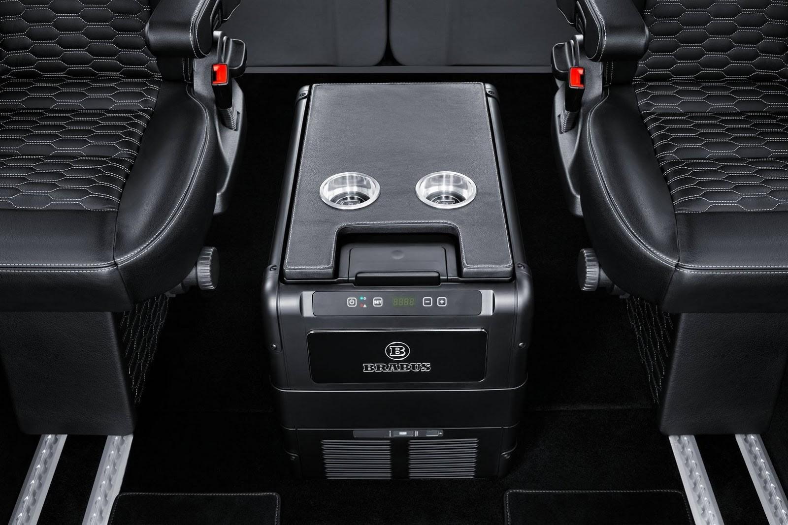 Foto de Brabus Mercedes-Benz Sprinter Conference Lounge (5/15)