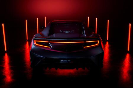 El Acura NSX Type S será la versión más potente, pero también la que termina la historia de esta segunda generación