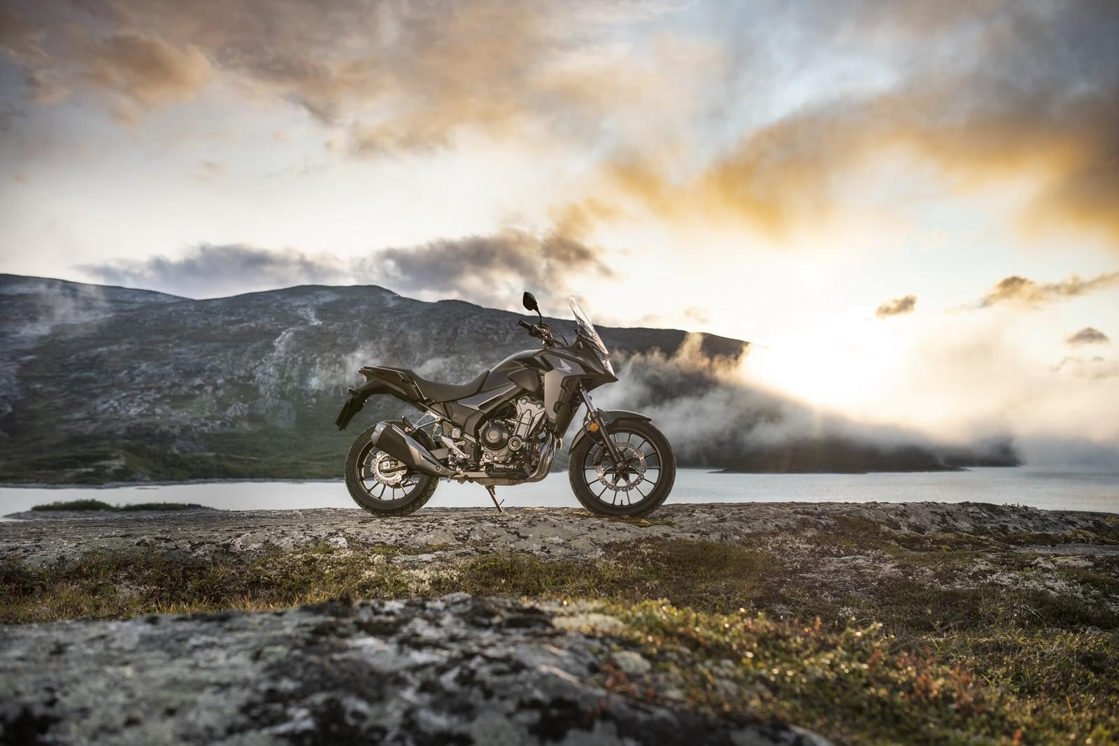 Foto de Honda CB500X 2019 (30/37)
