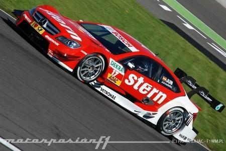 Galería de fotos del DTM en Lausitzring