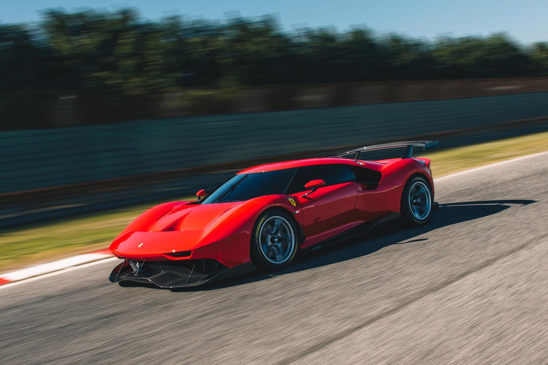 Foto de Ferrari P80/C (12/25)