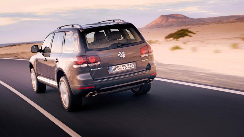 Foto de Volkswagen Touareg (12/22)
