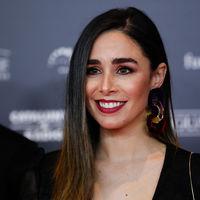 Candela Serrat luce el mono de invitada perfecto en los Premios Gaudí 2020