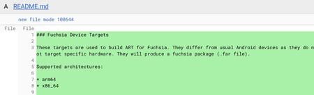 Fuchsia Android Runtime