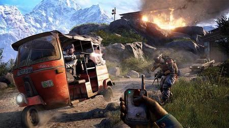 Ubisoft quiere hacer las cosas bien y promete Far Cry 4 a 1080p en Xbox One y PS4