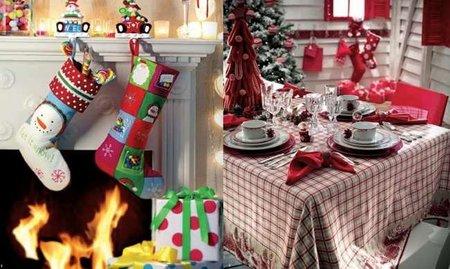Detalles originales para la Navidad de 2010 en El Corte Inglés