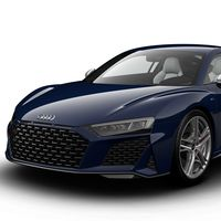 Audi R8 V10 Limited Edition: los mismos 570 CV y más equipamiento para poner decir 'adiós' al R8 básico en EEUU