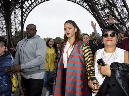 Rihanna Toureifel
