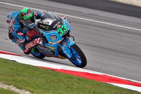 Enea Bastianini Moto3 Motogp Malasia 2017