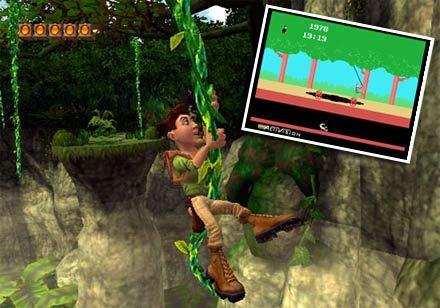'Pitfall' reaparecerá en Wii
