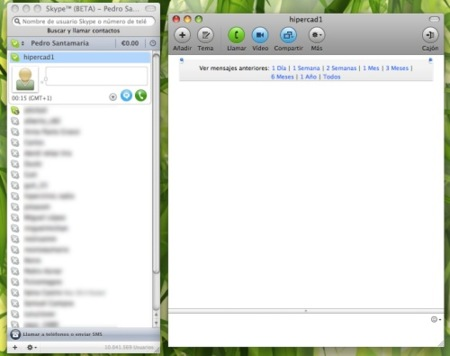 Skype 2.8 versión beta con novedades interesantes