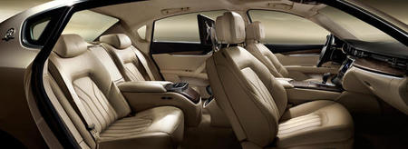 Maserati Quattroporte 2013 interior
