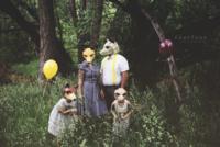 No renuncies a ser hipster en Halloween con las increíbles máscaras DIY de Wintercroft Masks