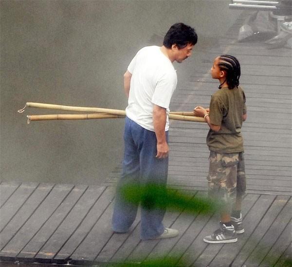 Foto de 'Kung Fu Kid', primeras imágenes del rodaje (1/5)