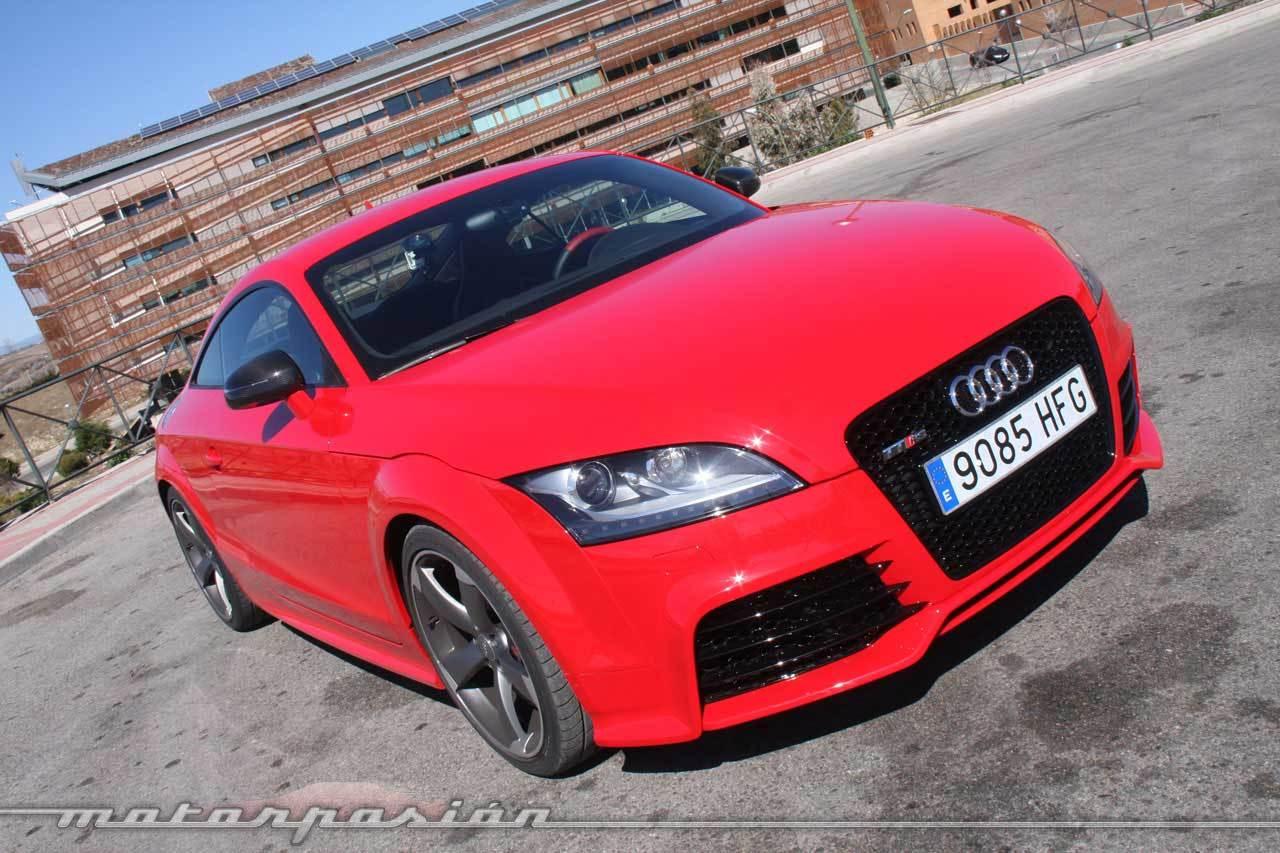Foto de Audi TT RS S-Tronic (miniprueba) (1/51)