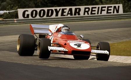 Gran Premio de Alemania 1972: la última victoria de Jacky Ickx