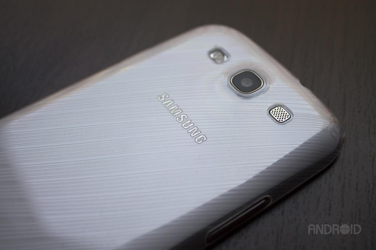 Slim Cover Para El Samsung Galaxy Siii S3 14 16