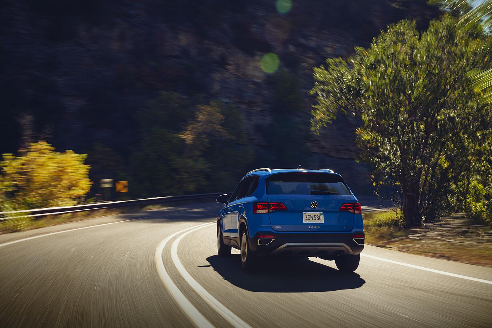 Foto de Volkswagen Taos (28/30)