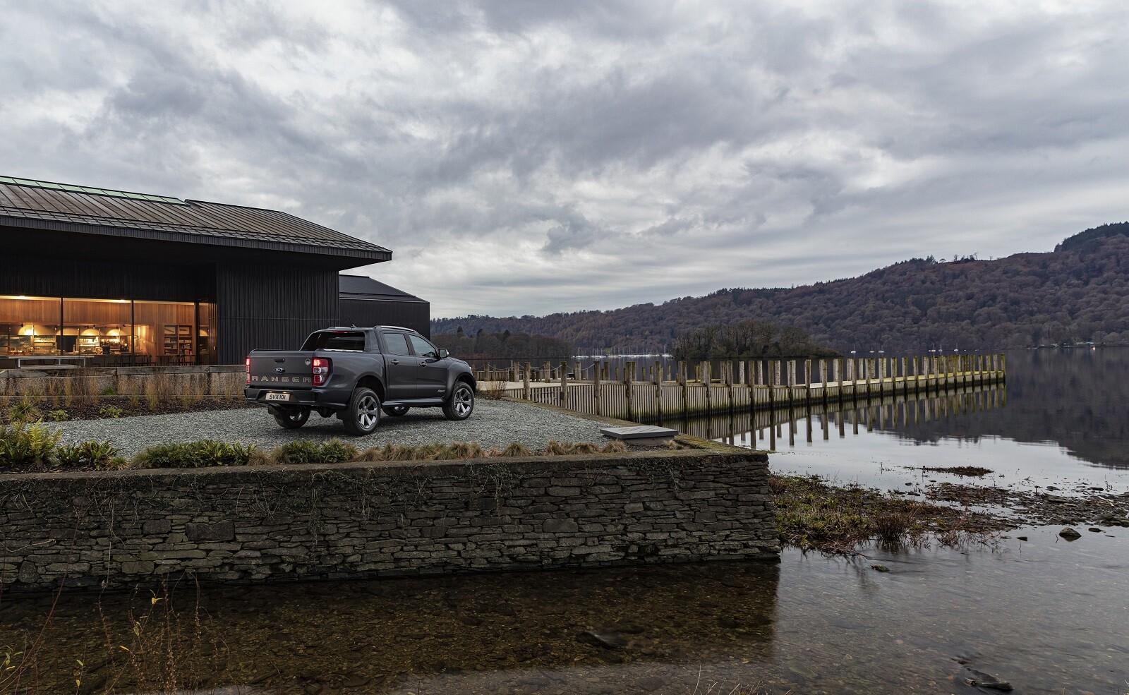 Foto de Ford Ranger MS-RT (12/25)