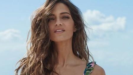 Sara Carbonero nos deleita con otro de sus bikinis de Calzedonia en Instagram y ¡rebajado!