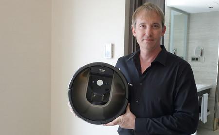 «El objetivo es tener el robot aspirador perfecto: aquel del que no te tienes que ocupar», Colin Angle, CEO de iRobot (Roomba)
