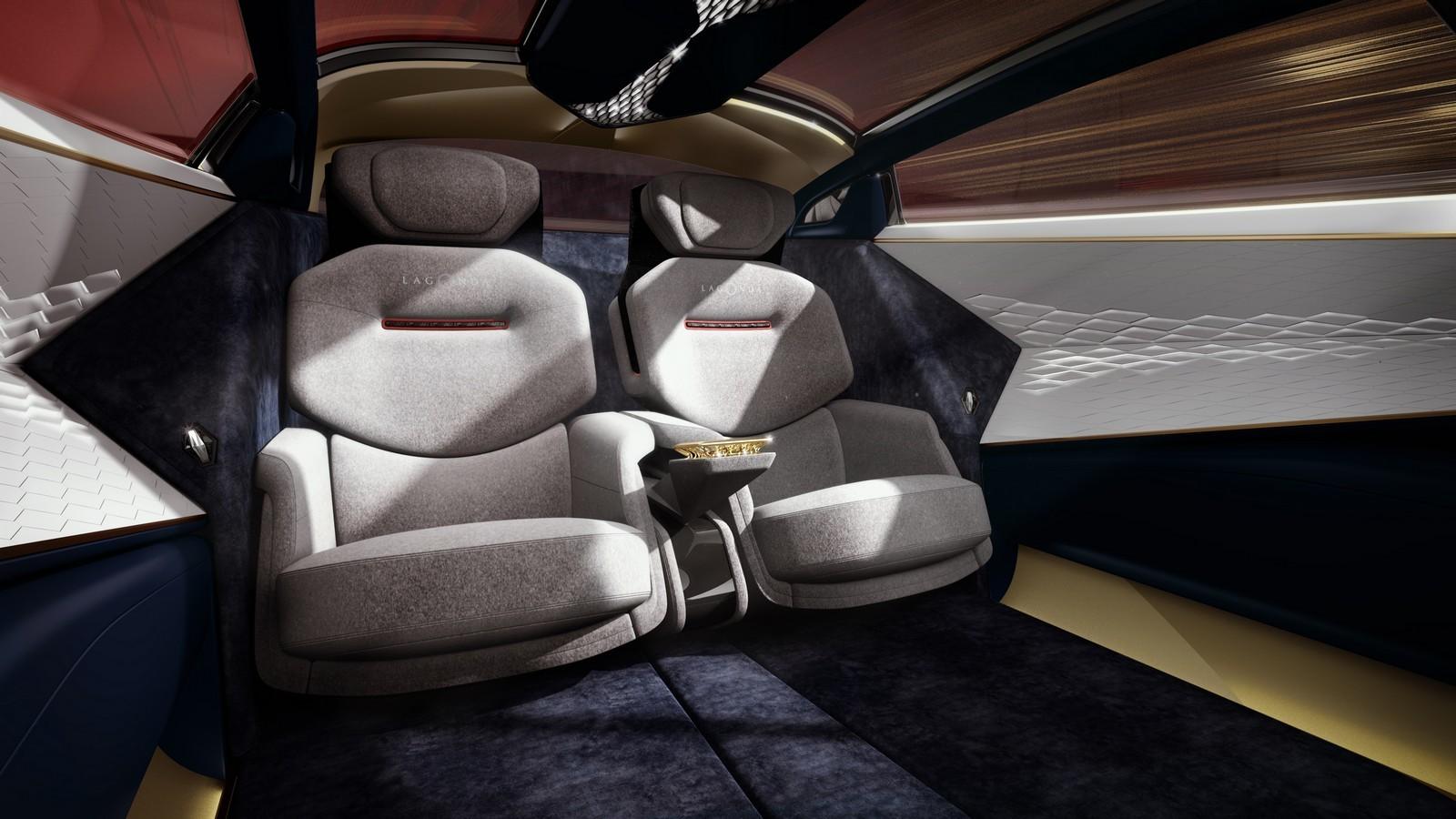 Foto de Lagonda Vision Concept (17/23)