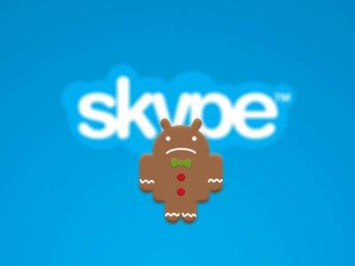 Skype dejará de dar soporte a versiones inferiores a Android 4.0.3