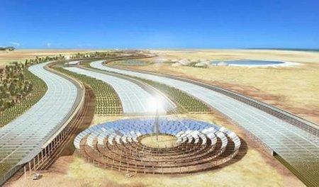 El futuro energético de Europa ¿en África?