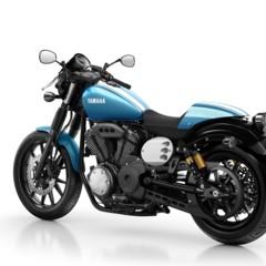 Foto 31 de 33 de la galería yamaha-xv950-racer en Motorpasion Moto