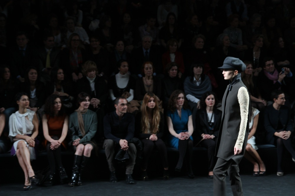 Foto de Jesús del Pozo en la Cibeles Fashion Week Otoño-Invierno 2011/2012 (57/71)