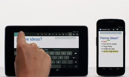 Google Drive mejora sus aplicaciones móviles para iOS y Android