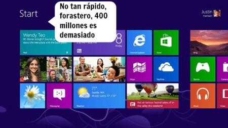 ¿Ha puesto Microsoft el nivel muy alto con sus expectativas sobre Windows 8?