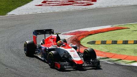 Roberto Merhi Monza F1 2015