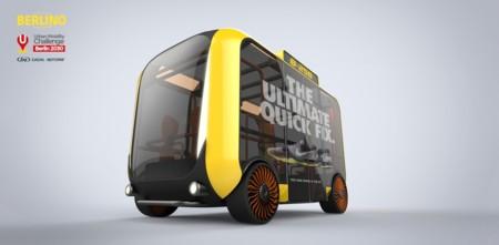 El microbús del futuro podría ser colombiano