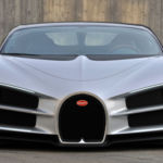 Así de agresivo y depurado pudo ser el Bugatti Chiron