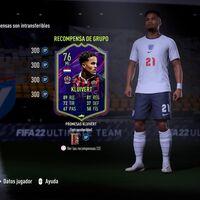 FIFA 22: consigue la carta Promesas: Kluivert Intransferible