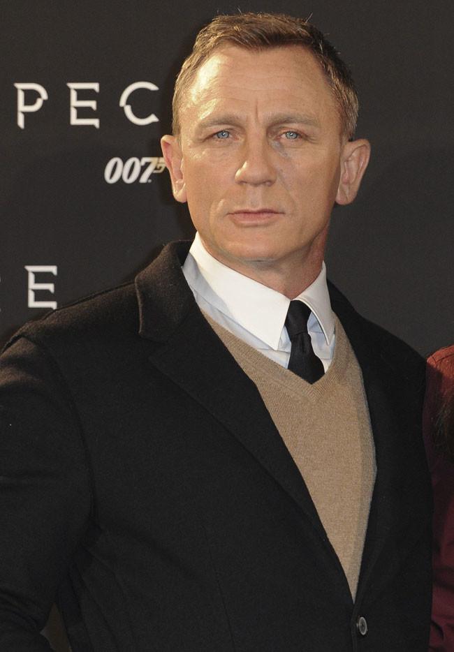De Londres a Roma: Daniel Craig sigue paseando a James Bond por Europa