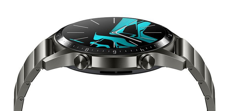 Huawei Watch GT 2: screen with crystal 3D and processor Kirin A1 for the new smart watch from Huawei