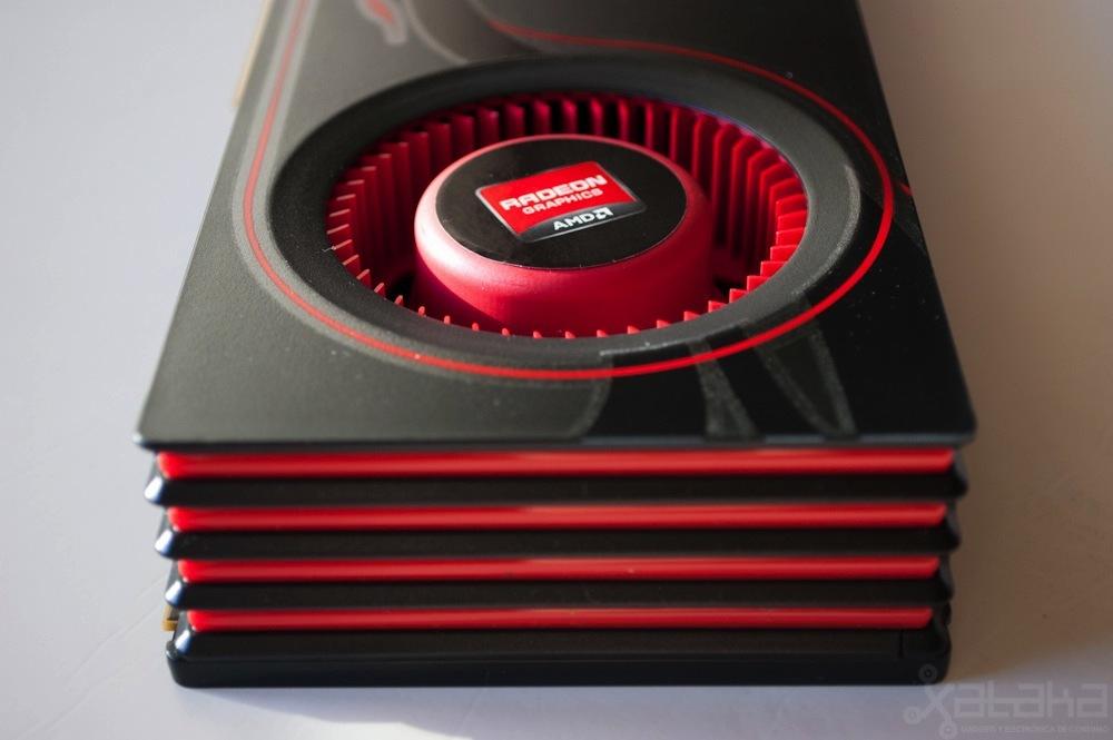 Foto de AMD 6970, análisis (12/14)
