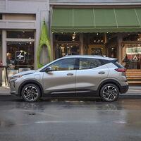 Chevrolet Bolt EUV 2022: el nuevo SUV eléctrico tiene 204 CV y promete hasta 402 km de autonomía