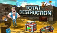 Pon a punto tu dinamita para demoler edificios con Total Destruction: Blast Hero