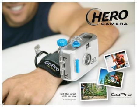 GoPro: el camino desde ponerte la cámara en la cabeza hasta valer 2000 millones