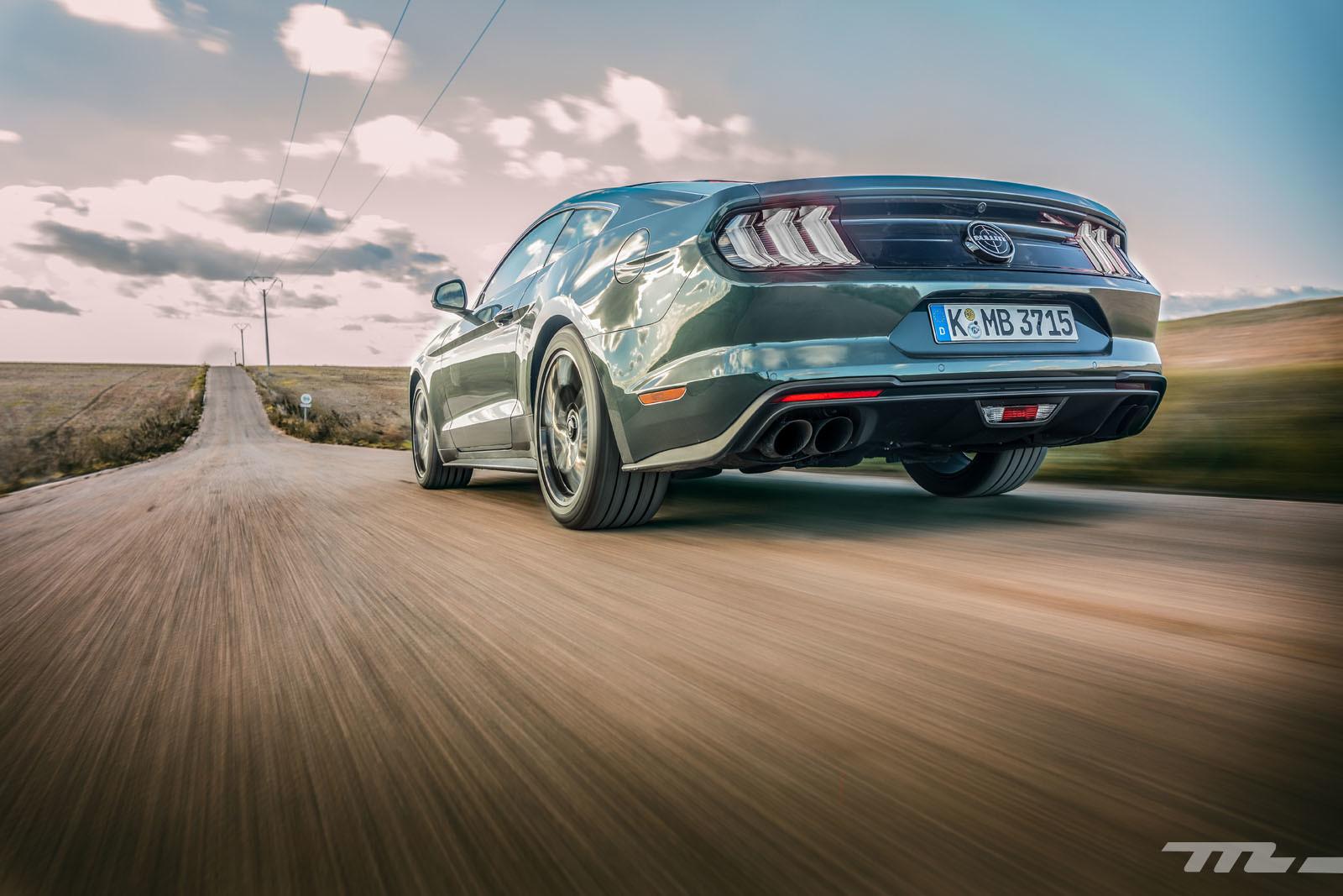 Foto de Ford Mustang Bullitt (prueba) (28/45)