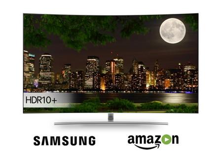 El contenido en HDR10+ llega a los televisores Samsung de 2017 gracias a Amazon Prime Video