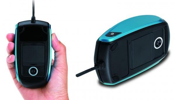 Genius All-in-One Mouse & Webcam