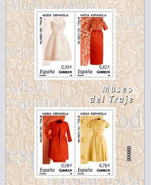 Balenciaga en los sellos
