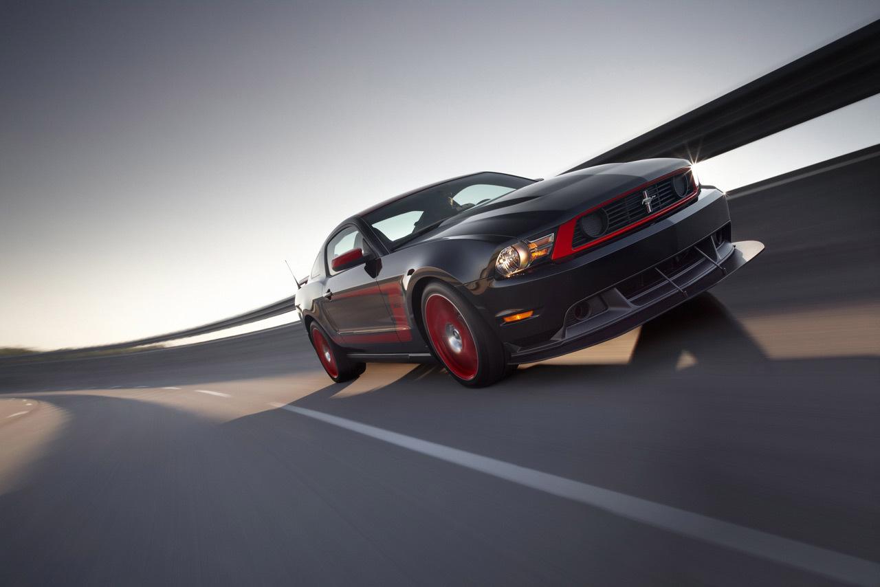 Foto de 2012 Ford Mustang Boss 302 Laguna Seca (7/38)
